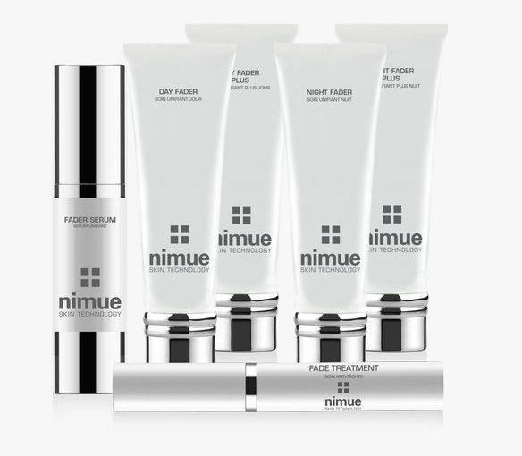 Nimue Skin Technology reveals Fader range