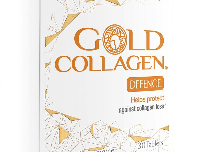 Gold Collagen launches Defence