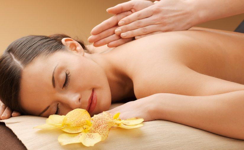 5 Types of Massage