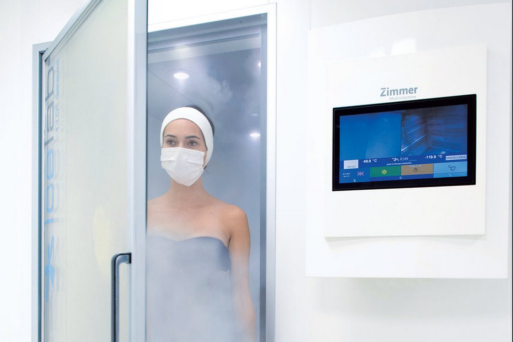 spa cryotherapy