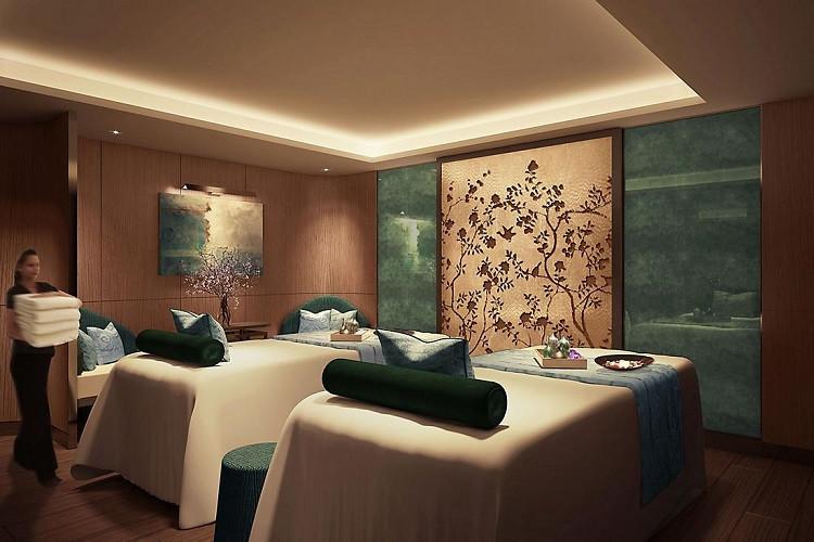 The Spa at Mandarin Oriental Hyde Park revealed